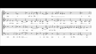 Palestrina - Sicut cervus / Sitivit anima mea (score)