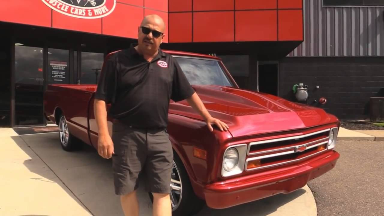 All Chevy 1968 chevy c10 parts : 1968 Chevrolet C10 Long Bed Pickup - YouTube