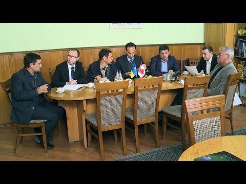 03.10.2017 Представники посольства Канади в Україні відвідали Коломию