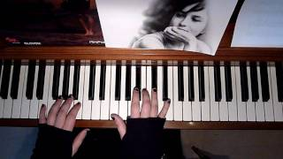Missy Higgins - Where I Stood (Cover: Piano only)