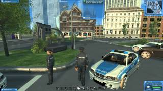 Let's Play Police Force 2 (PC, Blind) part 1 - Training Day