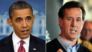 Did Rick Santorum Just Call Obama the