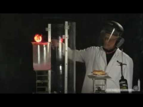 Chemical Demonstrations Showreel (from UC Berkeley´s award w