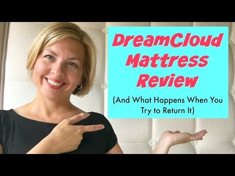 Dreamcloud Mattress Review | 30 Days of Sleeping | Returning a Bed