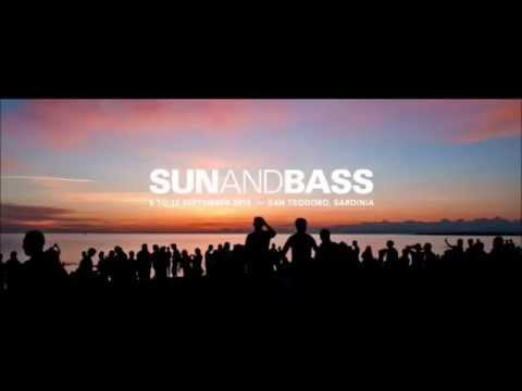 John B @ Sun and Bass 2015 [FULL SET]