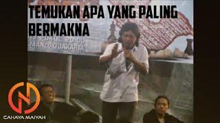 Cak Nun : Bersama ustadz Wijayanto Kenduri Cinta Juli 2013 3