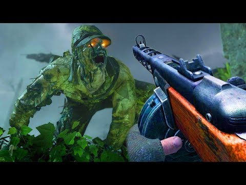 noob plays zetsubou for the first time, gets ppsh from the box XD