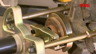 Замена подшипника передней ступицы Mercedes Sprinter, Vito, Viano(, 2013-07-31T10:49:16.000Z)