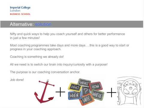 Practical coaching skills for leaders and managers