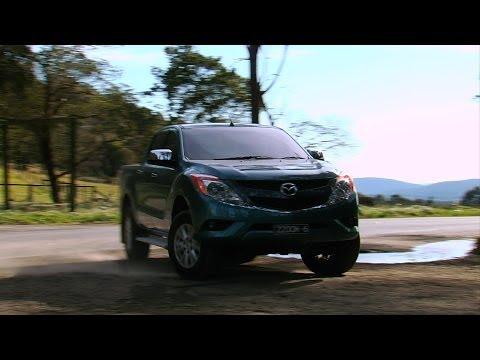 Mazda BT-50 Road Test