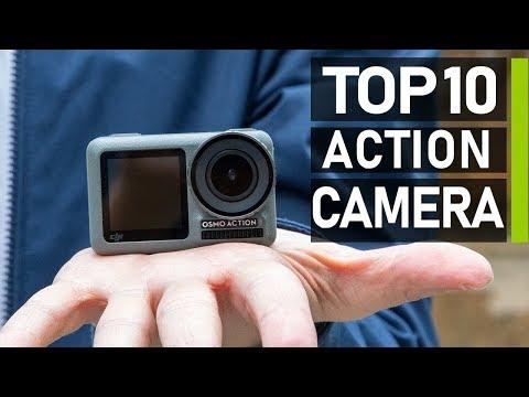Top 10 Best 4K Action Cameras to Buy in 2019