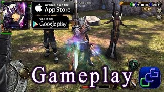 Iron Knight iOS Gameplay