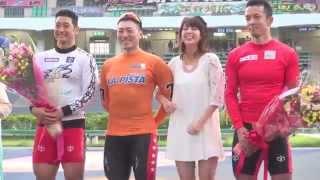千葉県の松戸競輪場で開催された「第58回オールスター競輪」(GⅠ)は...