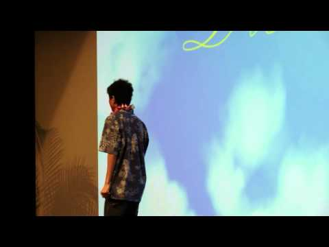 The Write Way to Passion: Paul John at TEDxYouth@Kamehameha