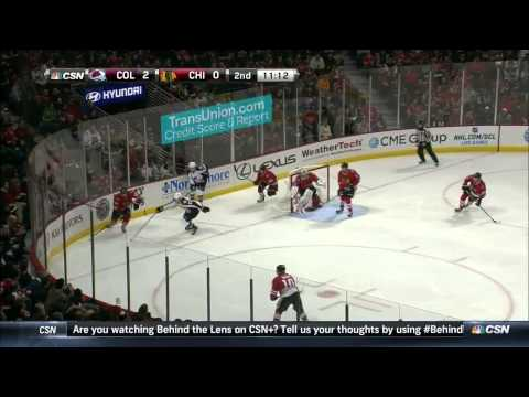 06.01.2015. Colorado Avalanche vs. Chicago Blackhawks