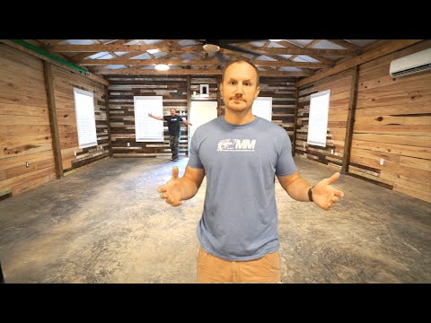 The Reclaimed Wood Shop the power of the dark side  YouTube
