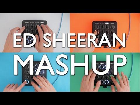 ED SHEERAN MASHUP | Leslie Wai
