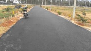 BIAAPA APPROVED LAYOUT BEFORE DEVANAHALLI INT. AIRPORT AT CHIKKAJALA