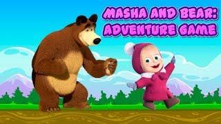 Маша и медведь Сладкая Игра 1-7 Новые приключения Маши Фруктовые Уровни и Забавные Монстры