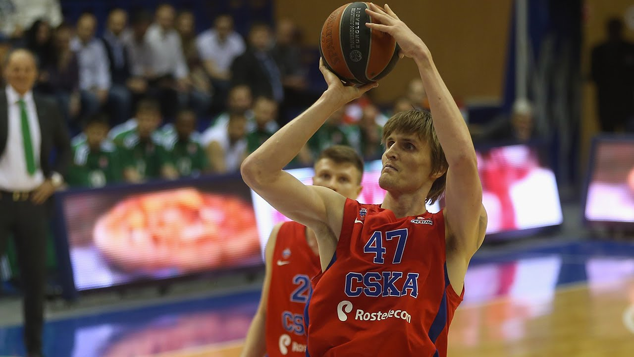 Cska Panathinaikos Hd: Highlights: CSKA Moscow-Panathinaikos Athens, Game 2