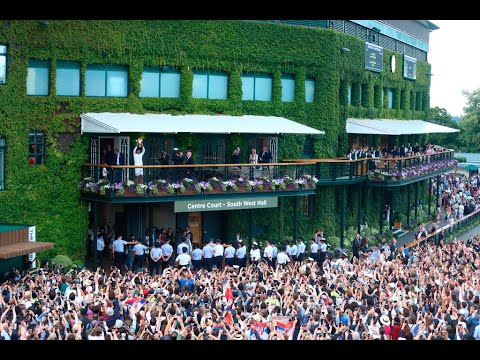 Live: The Wimbledon Channel - Day 13