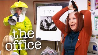 Lice Invasion - The Office US