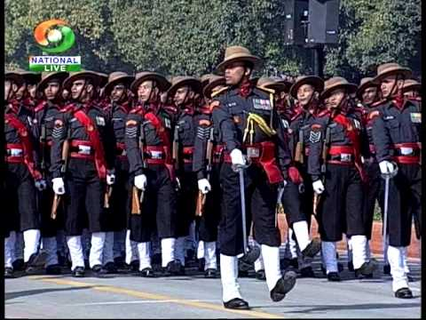 India's military prowess floors audience on Republic Day parade