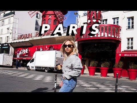 THE PARIS DIARIES | THE BEST SPOTS & BIKING AROUND!