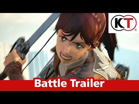 A.O.T. 2 - Battle Trailer