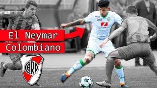 Así juega Jorge Carrascal, el Neymar Colombiano, que quiere River Plate 🤔