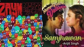 Zayn - Tightrope X Arijit Singh - Samjhawan (Full TikTok Mashup)