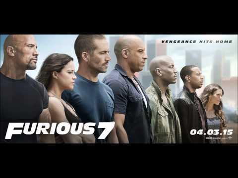 Fast And Furious 7 Soundtrack: Kid Ink, Tyga, Wale, YG, Rich Homie Quan - Ride Out (2015)