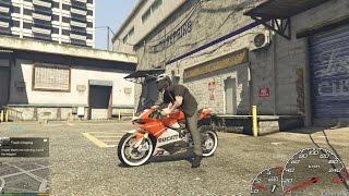 GTA V Mod - Siêu môtô