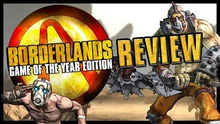 Borderlands GOTY Enhanced Edition Review | Loot Showers in 4k (spoiler free)