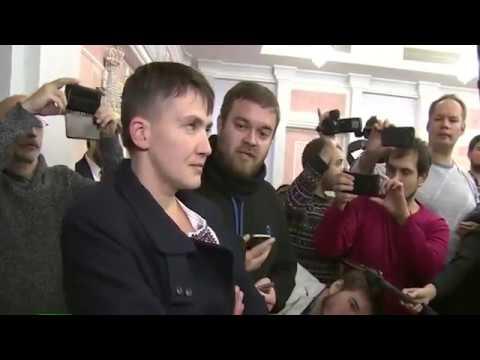 Российский журналист унизил Савченко
