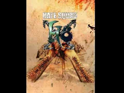 HATE SQUAD - Anger from the gutter
