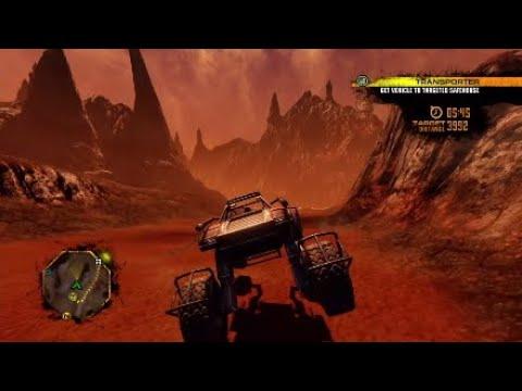 Red Faction Guerrilla Re-Mars-tered: Mount Vogel Transporter Pro Time 8:00 |