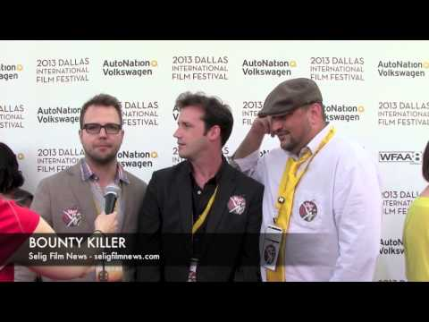 DIFF 2013 Red Carpet: BOUNTY KILLER