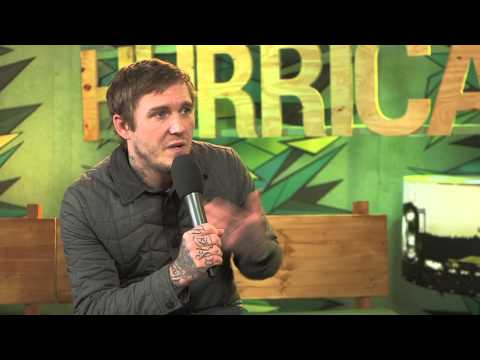 Brian Fallon talks about negativity, change and fame