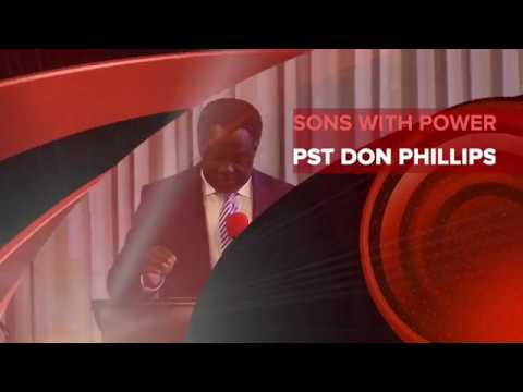 PST DON PHILLIPS - SONS WITH POWER