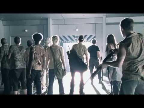 The Walking Dead - Trent Reznor Style