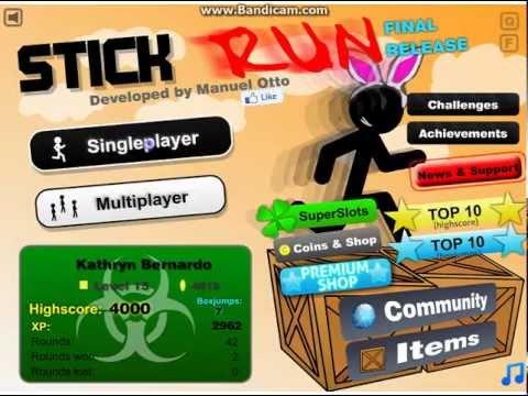 Stick Run Hack