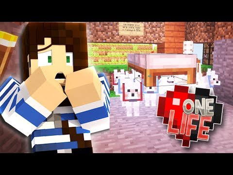 AM I DEAD?! 💔 ONE LIFE MINECRAFT SMP...
