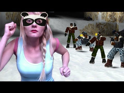 Let's play Tomb Raider 2 Tibetan Foothills