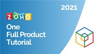 Zoho One 2021 Product Overview