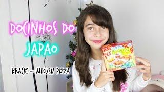Pizza Diy Japanese Kit, Kracie Happy Kitchen Poppin' Cookin'