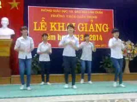 THCS Chấn Thịnh - Văn Chấn -Yên Bái