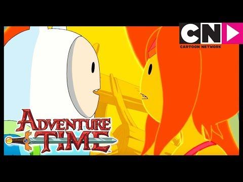 Время приключений | Прожигание | Cartoon Network