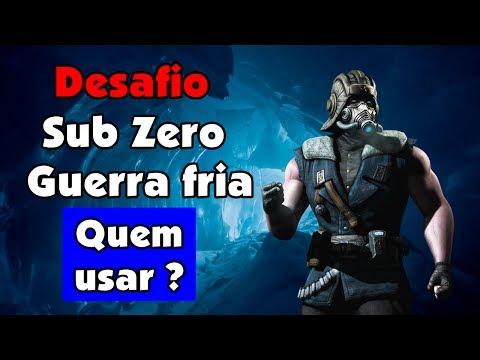 Make Desafio do Sub Zero  Guerra fria quem usar torre 4 e 5 ? -  MORTAL KOMBAT X Android Pictures