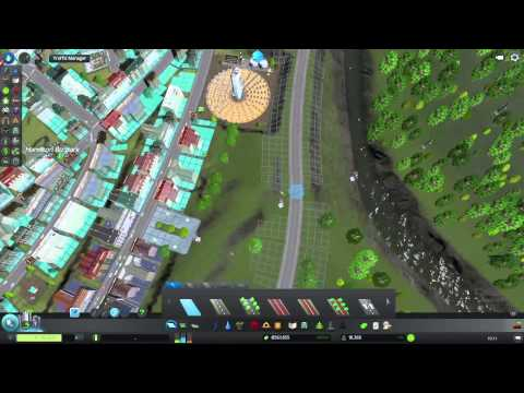 Let's play Cities Skylines: 06: Business Park
